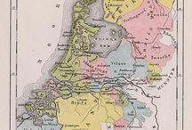 Oude kaarten van Grol