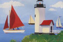 Acryl verf -Acrylic paint paintings / Schilderijen acryl