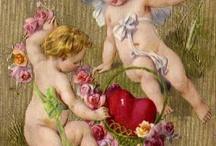 My Angels / Uma linda coleção de figuras angelicais.