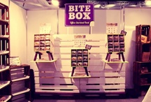 BiteBox @ Internorga Hamburg / BiteBox first tradefair. Three weeks preparation, a great team and a nice strand.
