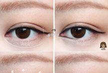 Eye Make-up Tutorials