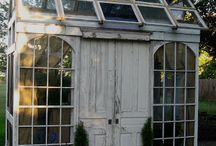 Greenhouse Love! Exploring DIY Greenhouses