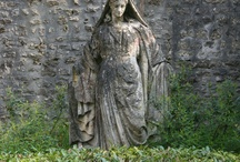 Stone Angels and Statues