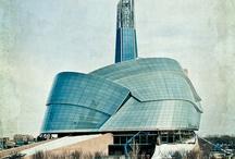 Canadian Museum for Human Rights - Winnipeg, Manitoba ✯ WinnipegHomes.com