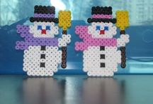 Perler beads / by Stephanie Risberg