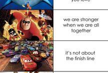 Disney- Pixar