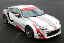 Toyota GT86 and Sports Cars
