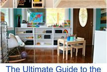 Home spaces for kids
