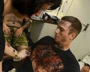 Casualty FX Make-up / Special Effects, Make-up effects and Casualty simulation make-up