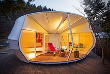 HOME - Glamping Inspiration / by Roam & Home