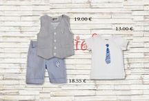Spring - Summer Collection KidsWear / Chief Fashion, New Style KidsWear