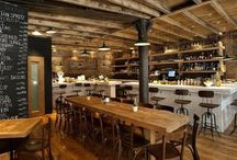 Proof / Proof Wine bar in Somerset West. Design and inspiration