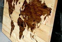 Quadri legno