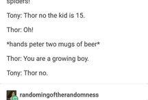 The freacking Avengers