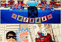 Theater Spider-man challenge  / by Tamzin Bennett