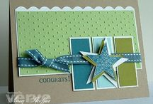 Congratulations cards / by Sandy Kirbach