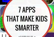 Kids educational apps