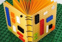 I'm in Love with LEGO / I've kinda always had a thing for these little yellow guys and their buildable bricks. My kids do too! Come find ideas, tips, inspirations, DIY projects and more LEGO brick toy fun!