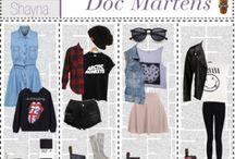 Dr marten outfit