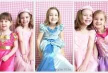 birdie turns 3! / princess dance party / by Courtney Spencer