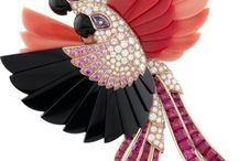 Fashion Accessories - Beautiful brooches
