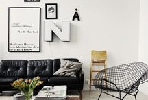 Living Space / by eat/sleep/wear