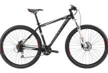 Mountainbikes / Fede mountainbikes til skoven! Har endnu ikke fundet min yndlings mountainbike endnu, men kom endelig med bud!