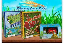 RoosterFin Summer Break Game Night Party / https://www.tryazon.com/roosterfin-summer-break-game-night/