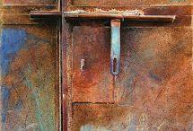 Pinturas : puertas y ventanas
