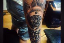 Asha.tattoo hand