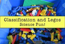 LEGOS / by Cindi Rollins