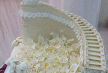 Wedding (Cakes) / by Sherry Clyburn