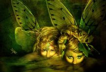 Fairies and such / by Pama's Friendly Tips