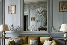 Grey Rooms...