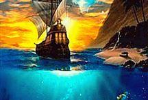 Navios piratas