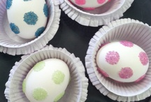 Easter ideas / by Rhonda Tolbert