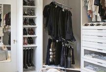 closet / by Rachel Webster