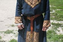 Mens medieval clothing