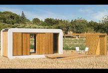 solar powered houses