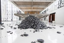 Activación Desde el Fondo del Tiempo / Cuentos de guaridas que Mercedes Hernández narrará en la exposición Desde el fondo del tiempo, de Mauro Giaconni).