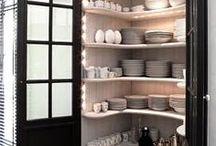 Кухонные Кладовые