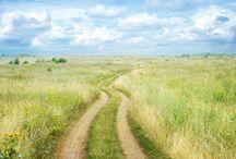 paths, roads