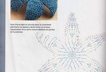 вязание крючком. цветы