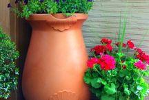 bahçe dekoratif