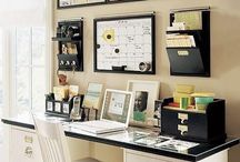 Home Office / by Michelle Whittemore