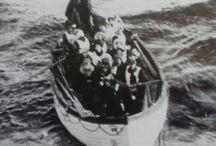 menekülés a Titanicrol ,