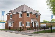 Hall Gardens, Erdington / Hall Gardens is a vibrant development of 14 three and four bedroom homes, located around five miles from Birmingham city centre.