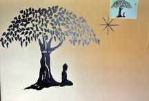 Faldekorálás- Wall painting