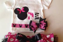 Minnie Mouse for Morgan