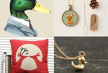 Our Etsy Treasuries